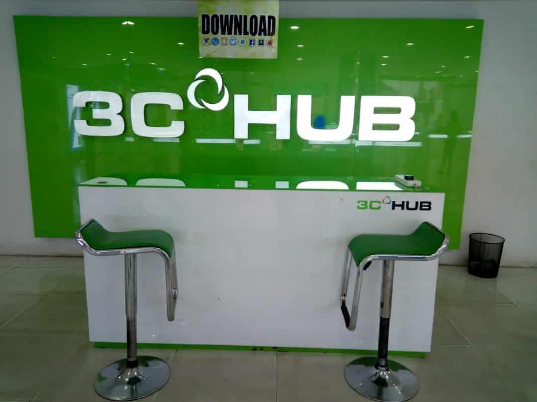 3c hub store