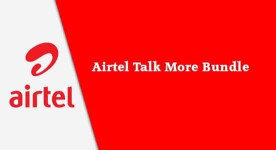 Airtel Talk More Tariff Plan