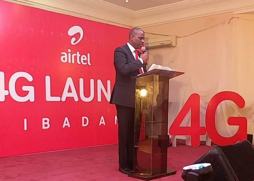 Airtel Nigeria launches first 4G LTE