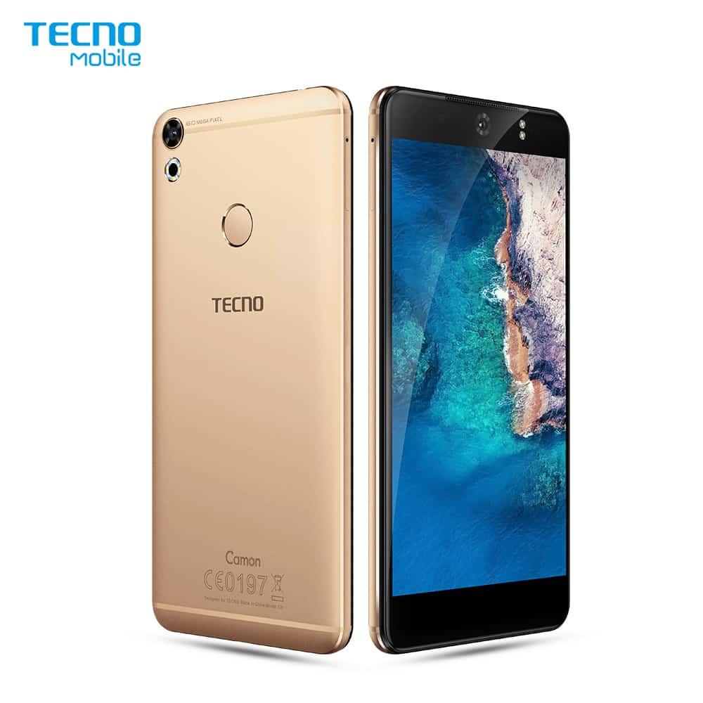 5 best budget smartphones-Tecno Camon CX