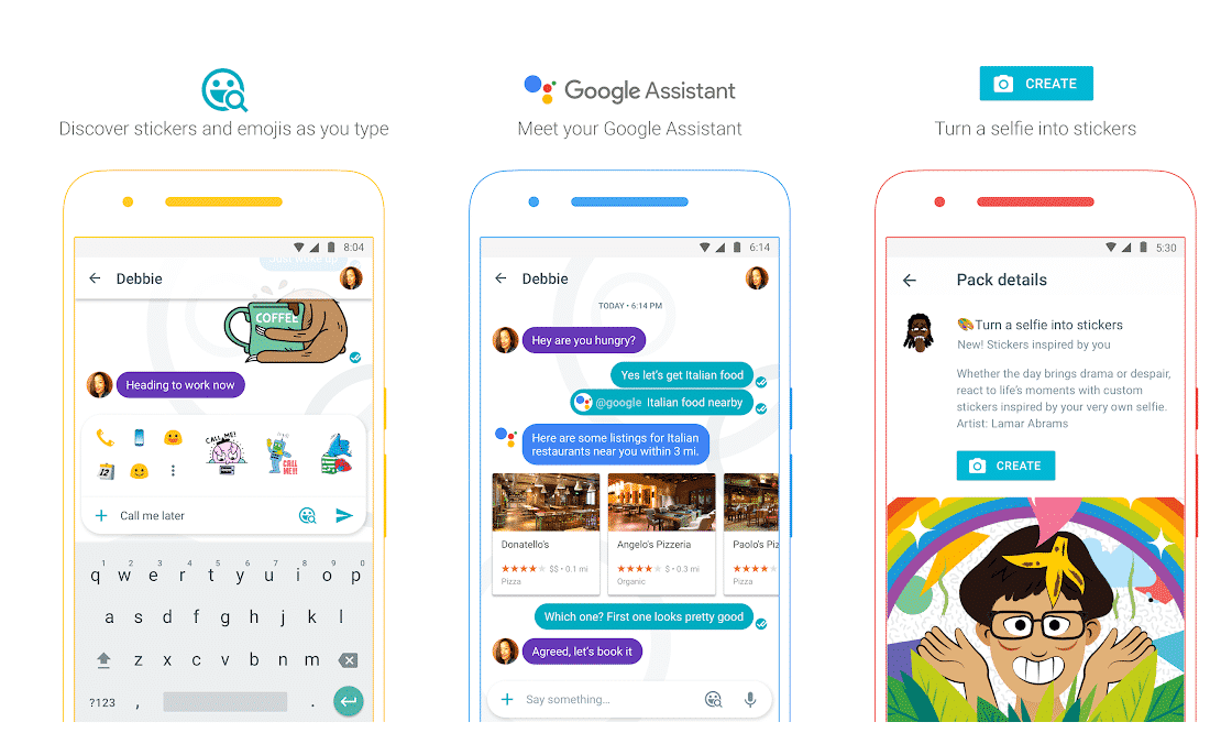Google Allo-Artificial Intelligence Apps
