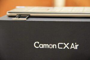 Camon CX Air Sim slot