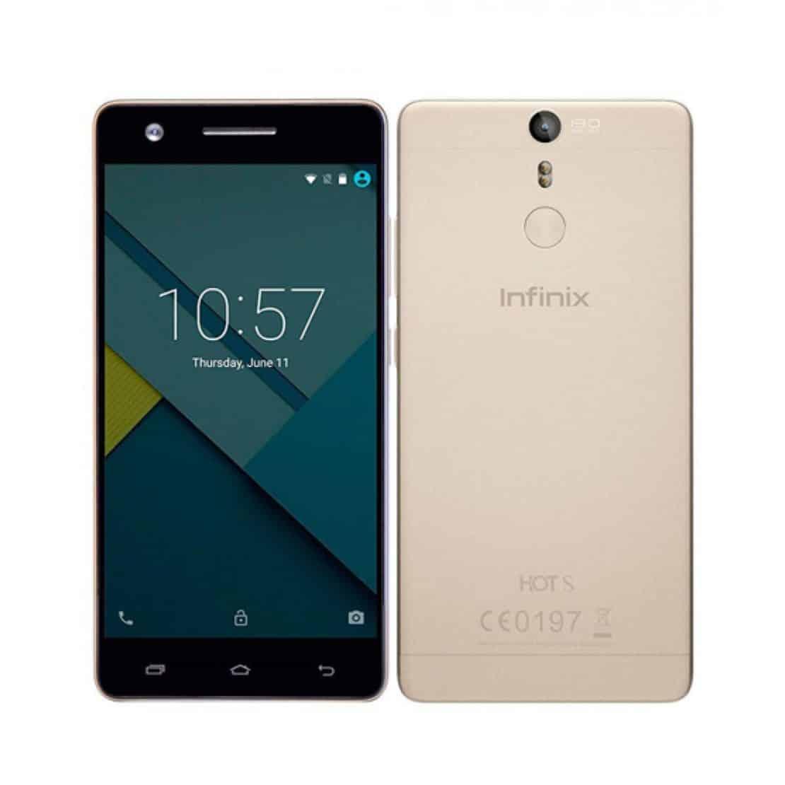 Infinix Hot S Pro