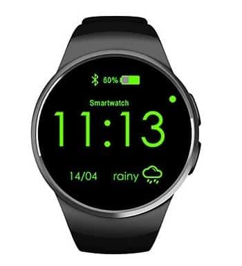 KingWearKW18 Smartwatch