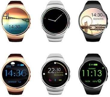 KingWearKW18 Smartwatch 7