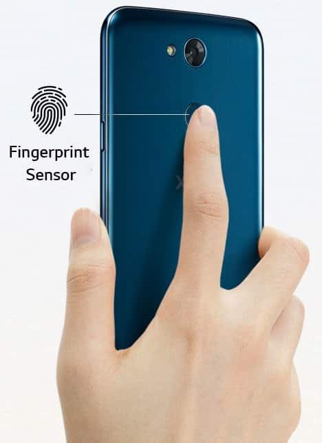LG X Power 3 design