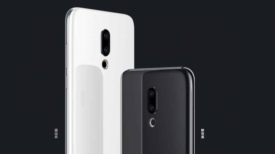 Meizu 16 camera