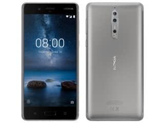 Nokia 8 phone