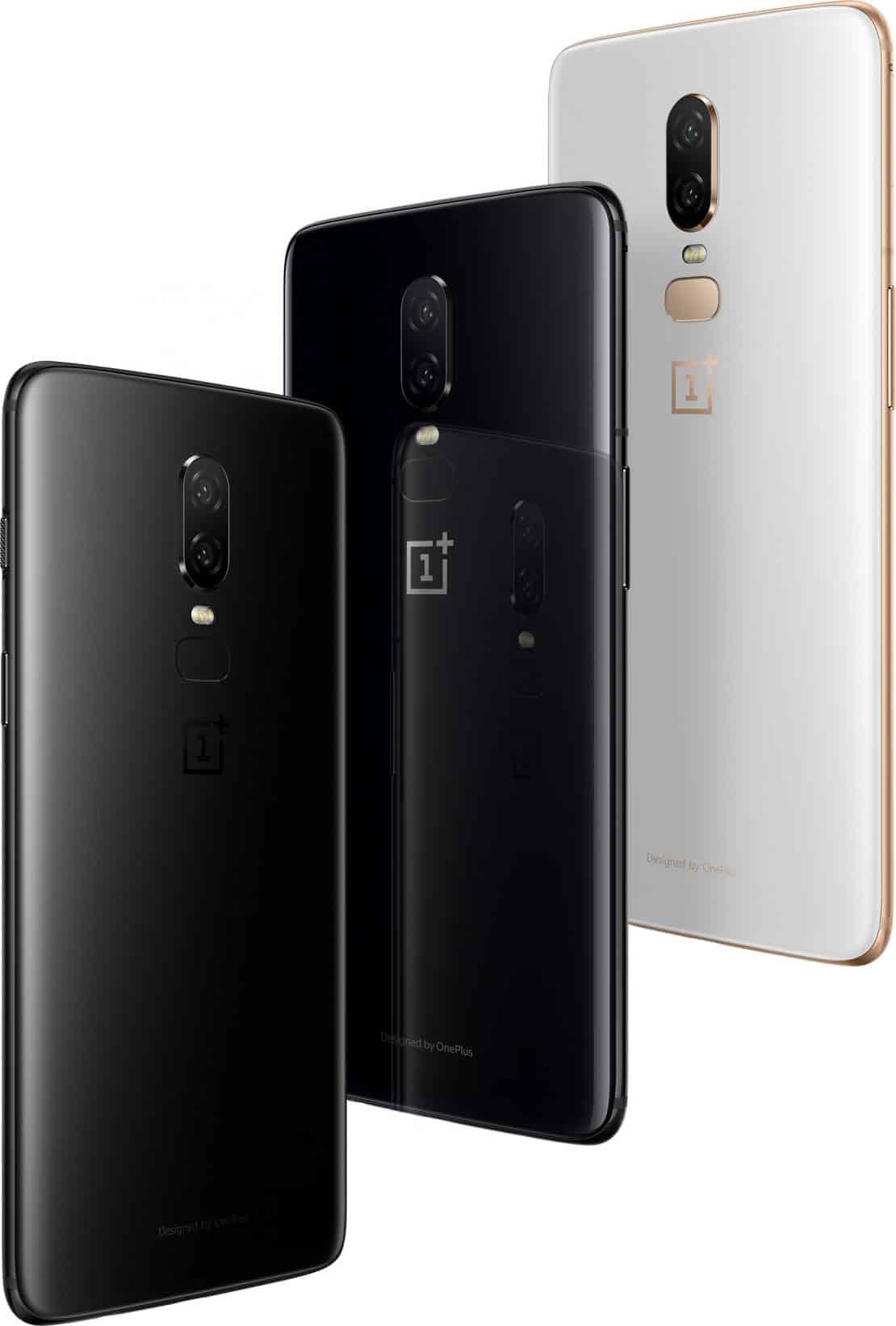 OnePlus 6 design 2