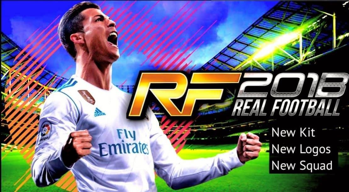 Real Football 2018 Mod Apk