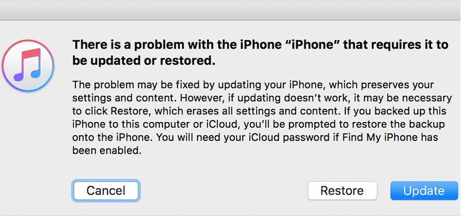 Reset Passcode On iPhone Xr