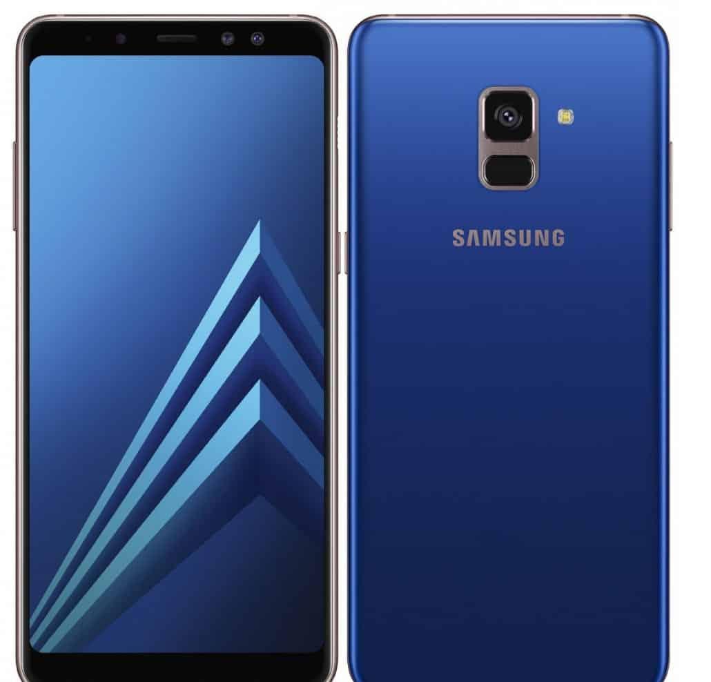 Samsung Galaxy A8 [2018]