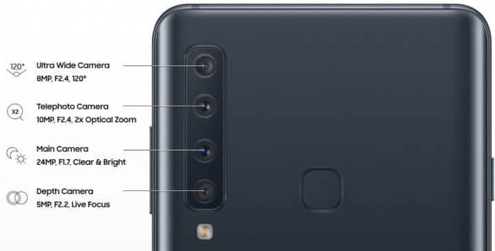 Samsung Galaxy A9 [2018 ]