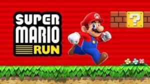 Super Mario Run Apk and data files download