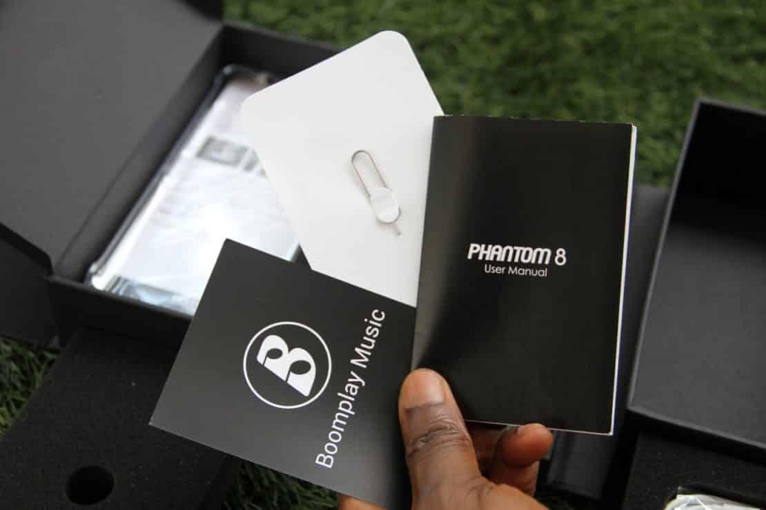 Tecno Phantom 8 accessories