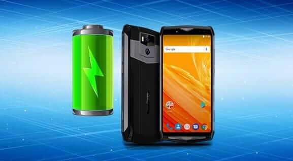 Ulefone Power 5 design