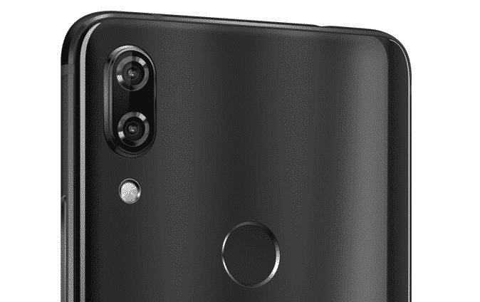Wiko View 2 Pro camera