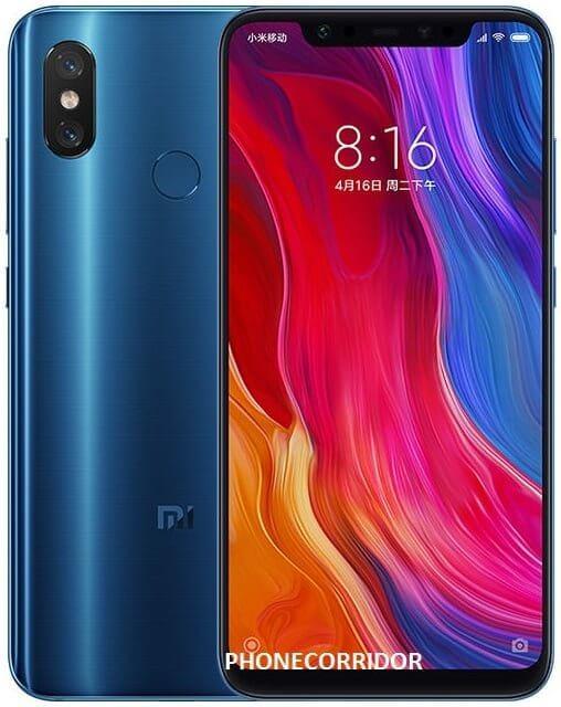 Xiaomi Mi 8-Xiaomi Poco F1 vs Xiaomi Mi 8