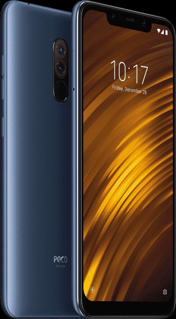 Download Xiaomi Poco F1 HD wallpaper