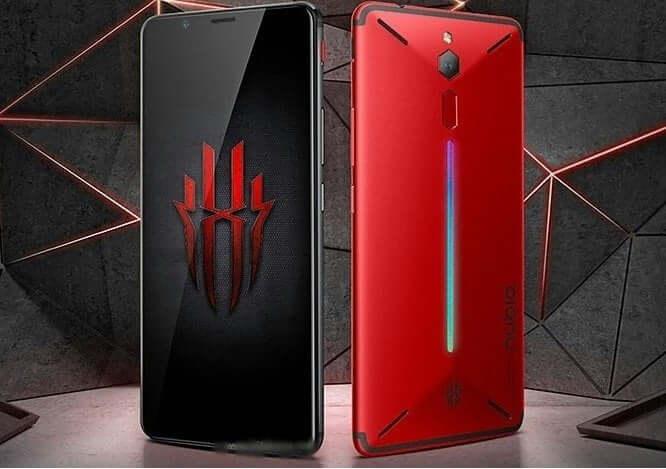 ZTE Nubia Red Magic