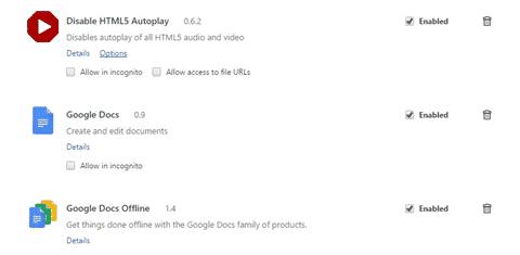 Facebook Autoplay Audio