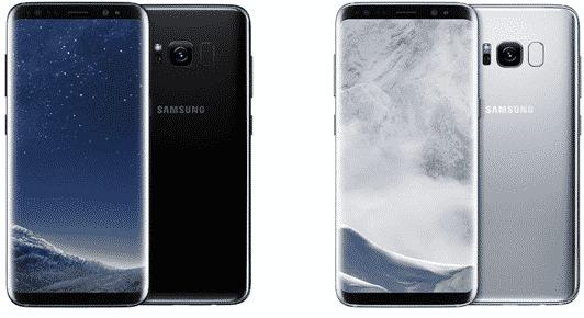 Samsung Galaxy S8 and S8 Plus Nigeria