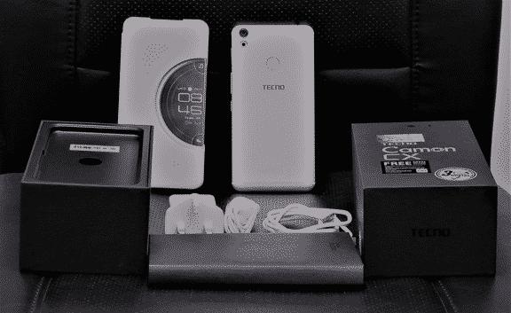 Tecno Camon CX accessories