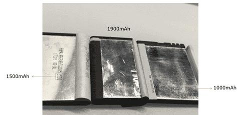 check the real battery capacity image