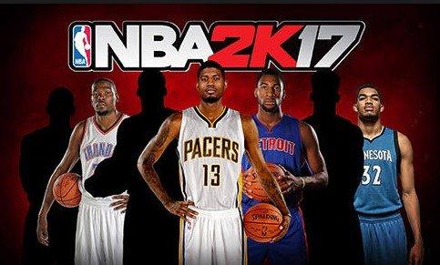 NBA 2K17 Apk MOd