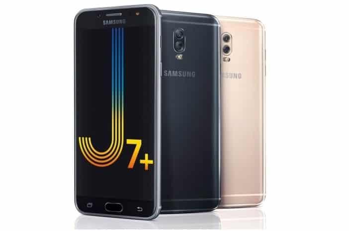 Samsung Galaxy J7 Plus