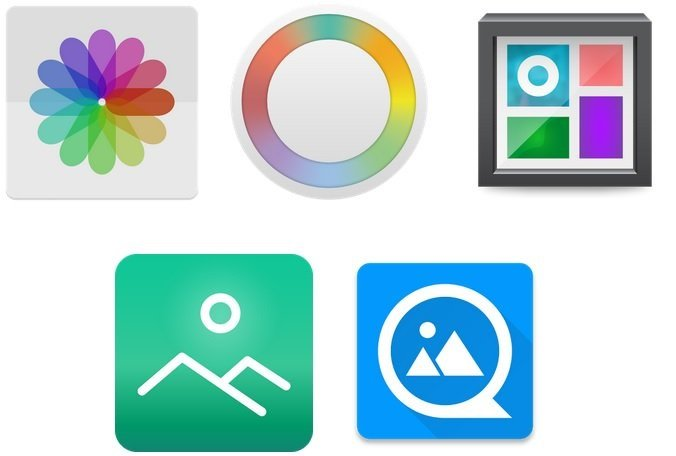 Gallery apps