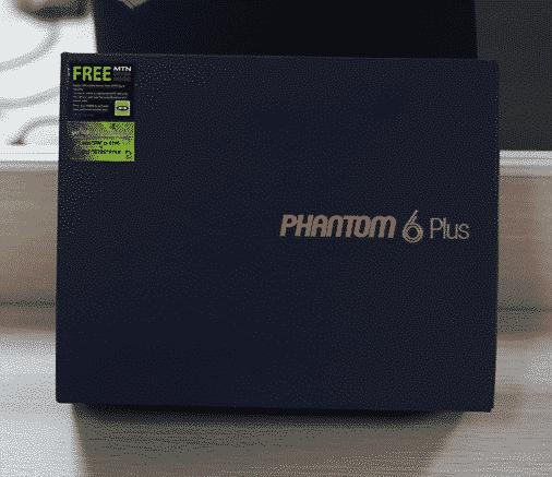 Tecno Phantom 6 plus: