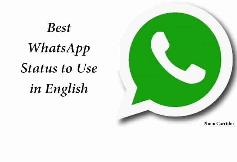 Best Whatsapp Status Quotes In English Funny Love Romantic