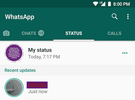 A+ Status Saver
