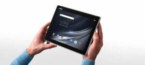Asus ZenPad 10 display