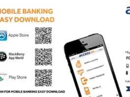 Access Bank Mobile Money transfer code image