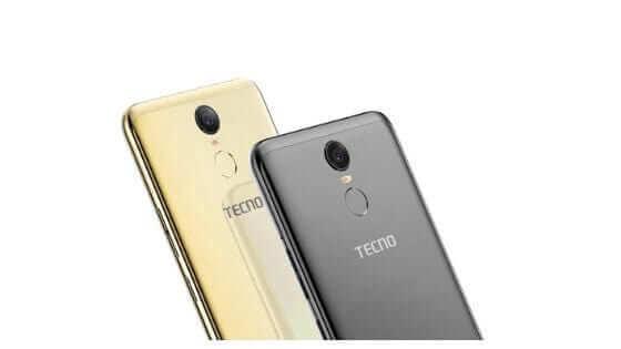 All TECNO Pouvoir phones 5000mah battery