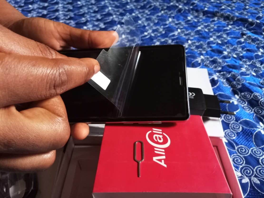 AllCall Rio S 4G Unboxing 2