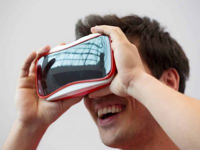 Apple Making Progress With VR