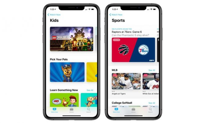 Apple Updates all its Operating System-iOS 12.3, tvOS 12.3 etc