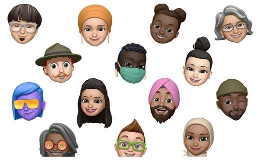 Applr iOS 14 new emoji