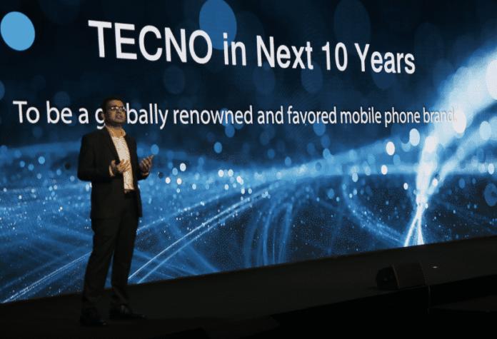 Arif Chowdhury, TECNO Mobile Vice President