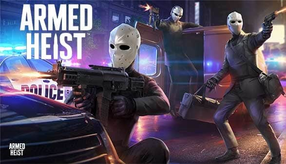 Armed Heist Apk Mod For Android