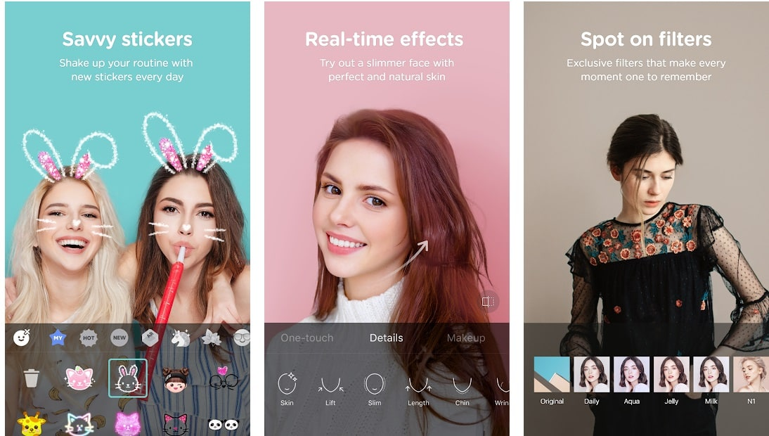 B612-Best Beauty Camera Apps for Android