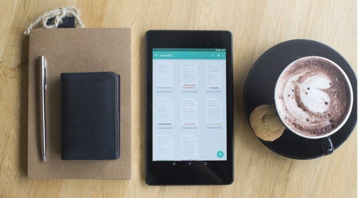 BEST WRITING APPS FOR ANDROID TABLETS IN 2018