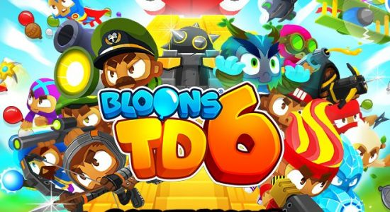 Bloon Tower Defence 6 Apk