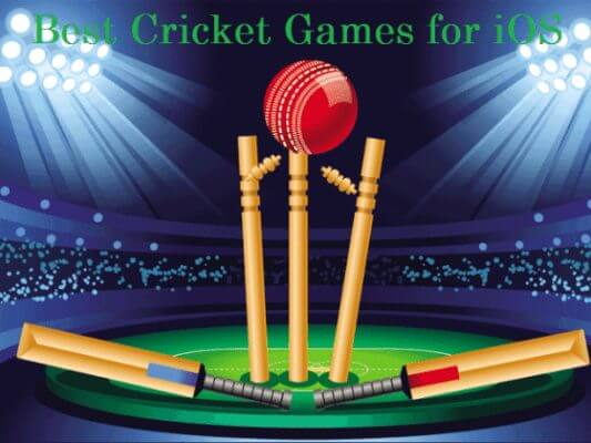 Best Cricket Games for iOS