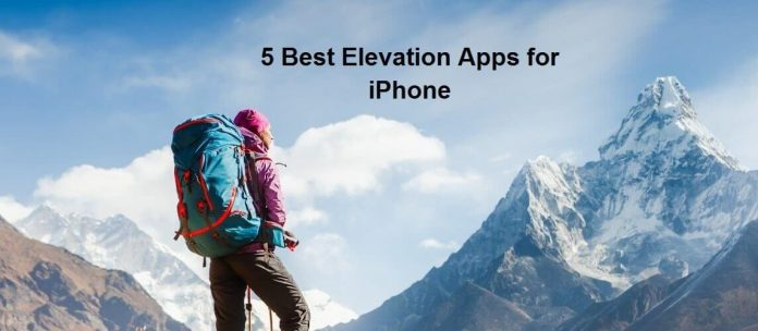 Best Elevation apps