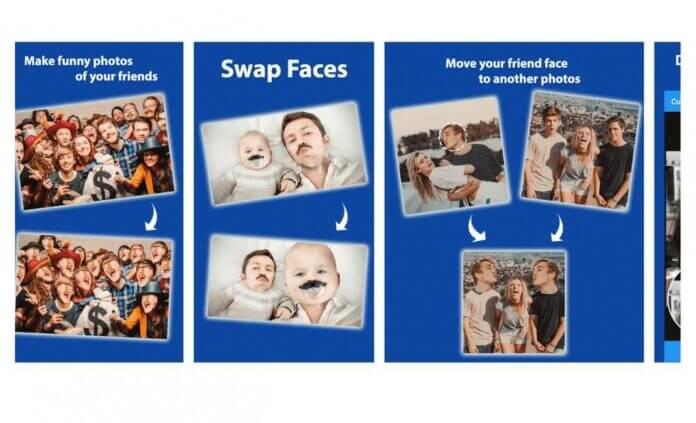 Best Face Swap Apps-Cupace