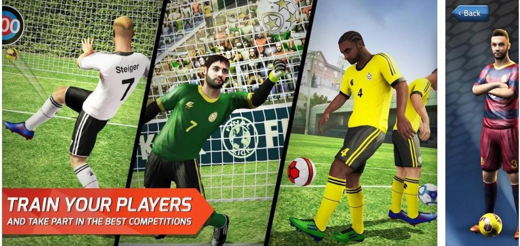 Best Football Games Offline for Android
